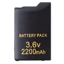 OSTENT – batterie Rechargeable de remplacement pour Console Sony PSP 2200, 3.6 mAh, 1000 V