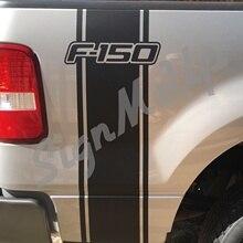 Für 2Pcs Ford F-150 Hinten Bett Aufkleber 34