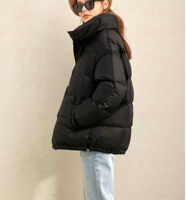 女性の冬のダウンジャケット冬のジャケット厚いダウンジャケット