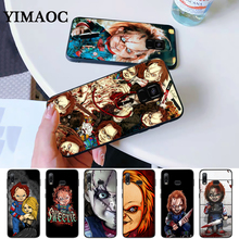 Charles Lee Ray Chucky Doll Silicone Case for Samsung A3 A5 A10S A30S A50S A6 Plus 2018 A7 A8 A9 A10 A30 A40 A50 A60 A70 J6