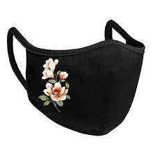 1pc máscara adultos estampas de flores cutton respirável lavável máscara facial livre compras 2021 venda quente mascarillas deve sair