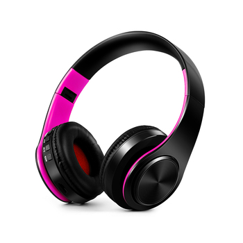 2021 Upgrading  Wireless Bluetooth Headphones Stereo Headset Music sports Over the Earphone with Mic for Iphone Sumsamg  Huawei 2