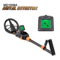 MD 1008A Underground Metal Detector Kids Gift Toy Beach Searching Machine Gold Digger Treasure Hunter LCD Display MD1008A|treasure hunter|gold digger|metal detector -