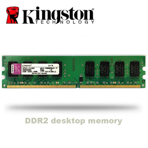 Image 2 - קינגסטון מחשב 1GB 2GB PC2 DDR2 667Mhz 800 Mhz 5300s 6400s שולחן העבודה זיכרון RAM 1g 2g 4g DIMM 667 800 Mhz