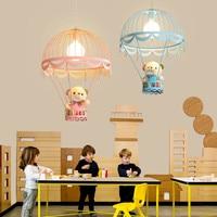 Children's room bedroom princess lamp pink ins bar small chandelier kindergarten classroom children's clothing store chandelier