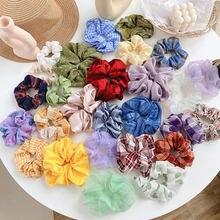 Женская эластичная цветная повязка для волос [xwen] простой