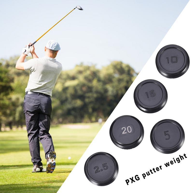 For PXG Putter Weight For Operator DARKNESS Stainless Steel Tungsten Steel Golf Accessories 2.5g 5g 10g 15g 20g