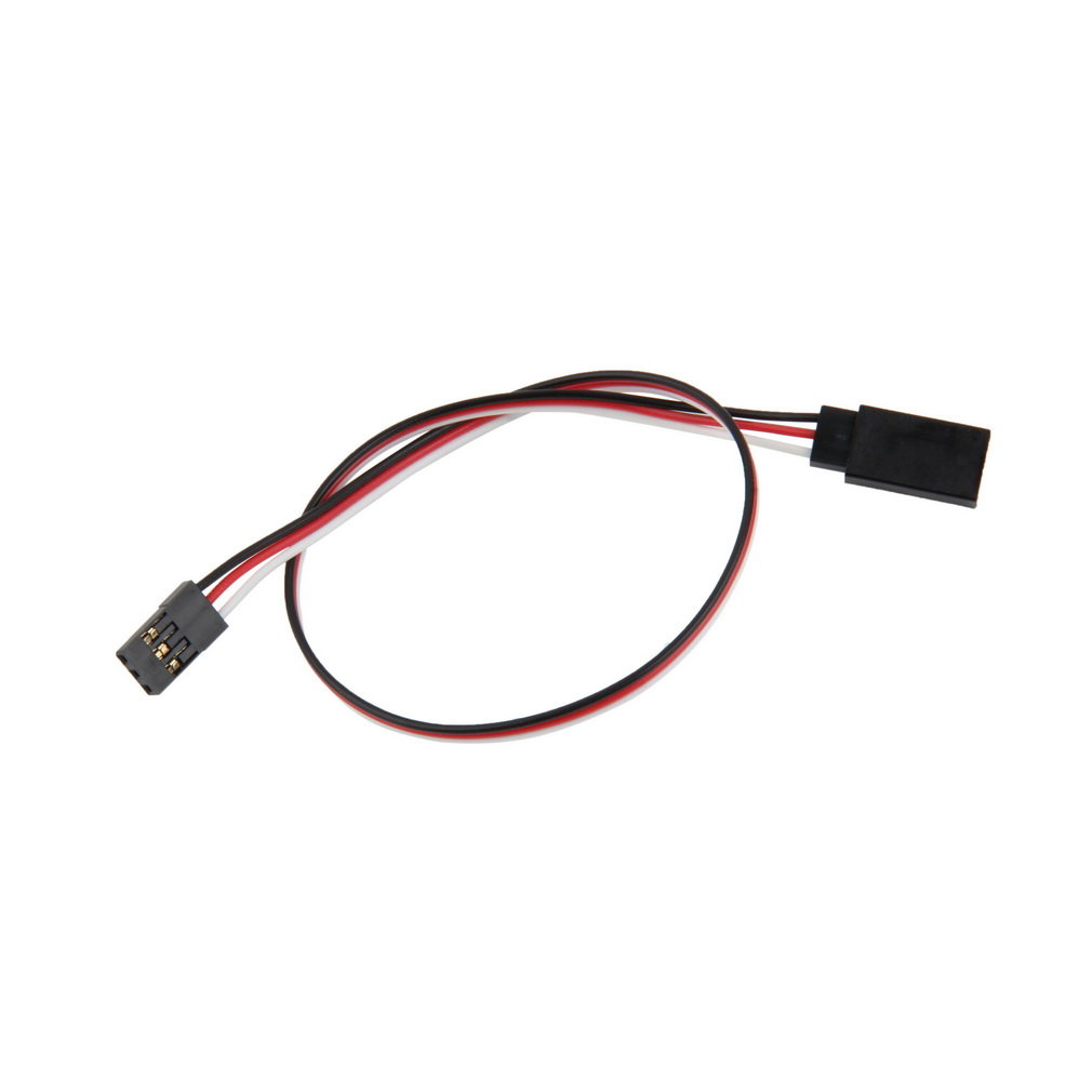 NEW 300mm 12 RC Servo Extension Cord Lead Wire Cable for Helicopter Plane Airplane Servo Connection or Receiver Connection