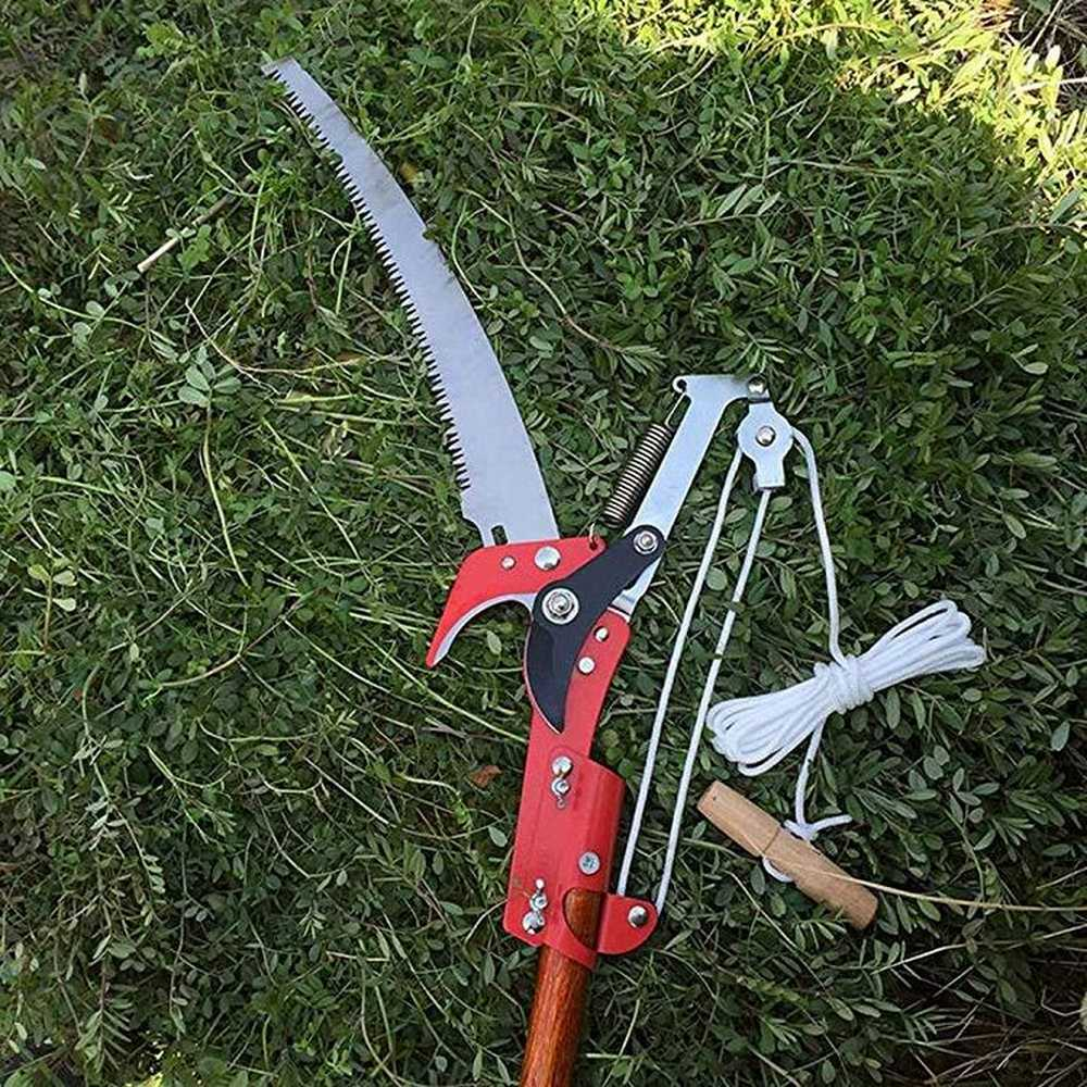 Landscaping Pruner Tree Cutter Gardening Pruning Shear Scissor Stainless Steel Cutting Tools Set Home Tools Anti-slip