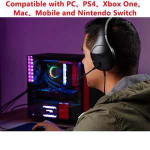 Image 2 - 100% Kingston HyperX Cloud Stinger Core słuchawki przewodowy komputer do gier słuchawki PC/PS4/Xbox One/Mobile/Nintendo Switch Headset