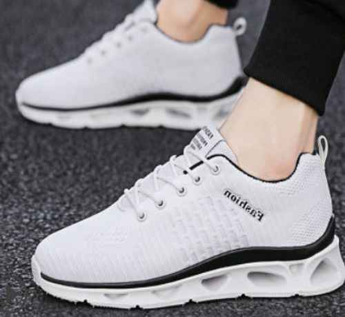 גברים נעלי ריצה 2020 לנשימה למבוגרים זכר נעליים נוח קל במיוחד חיצוני ספורט נעלי NO045