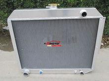 Aluminium Legierung Heizkörper Für Chrysler / Dodge Fit Polara / Plymouth 7,2 V8 1966 1967 1968 1969 1970 66 67 68 69 70
