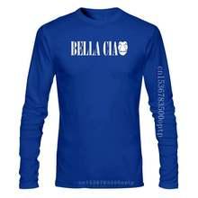 T Shirt Bella Ciao Salvador Dali Mask Casa de Papel Netflix TV Inspired Tee