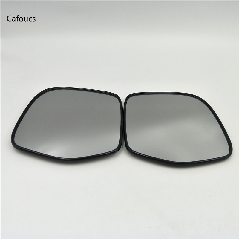 Car Outside Rearview Blind Spot Mirror Glass For <font><b>Toyota</b></font> Land Cruiser <font><b>100</b></font> 1998-2006 image