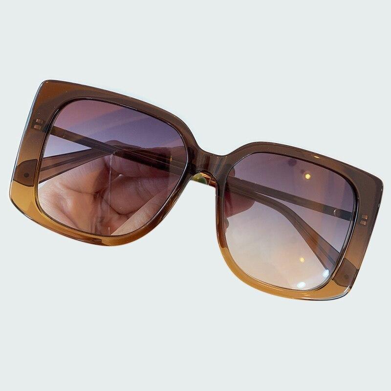 Роскошные солнцезащитные очки без оправы со стразами черного и белого цвета с рогом буйвола, мужские деревянные солнцезащитные очки, ретро ... - 4