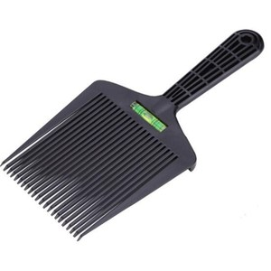 1Pc Pro Balanced Liquid Standard Comb Liu Hai Push Flat Head Tooth Comb Extra Big Flat Toper Large Wide Fork Comb Barber Hot(China)
