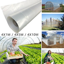 Hot-House-Cover Poly-Film Greenhouse Transparent Farmers Gardeners Growers Plastic