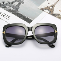 Square Women Sunglasses Vintage  1