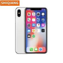 Apple Iphone X Gebruikt Originele Smartphone Unlocked Gezicht Id Lte 5.8 Inch Mobiele Telefoon Hexa Core Ios 3 + 64/ 256Gb 12.0MP Mobiele Telefoon