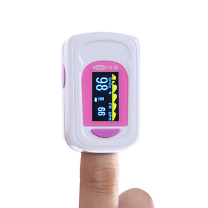 Image 4 - Cofoe OLED Finger Tip pulse Oximeter blood oxygen saturation Monitor LED with Lanyard SpO2 Pulse Rate Heart Rate Monitor