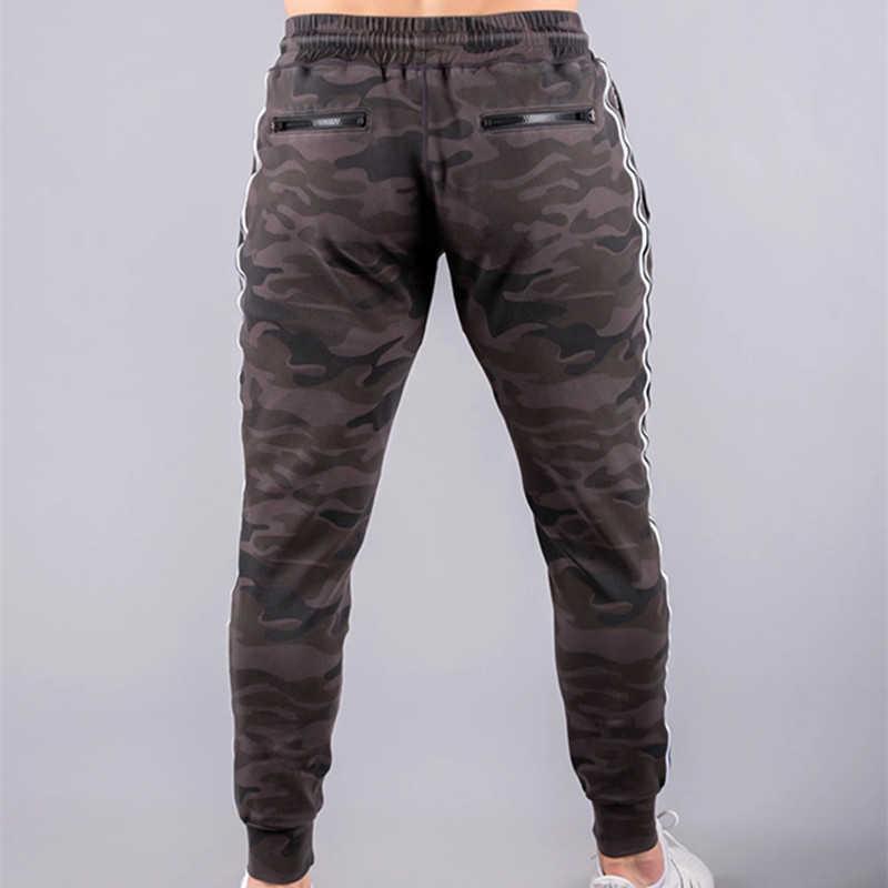 Модные мужские брюки для бега; Уличная одежда; Камуфляжные повседневные брюки; Спортивная мужская одежда; Брюки для бега; Повседневные мужские спортивные штаны