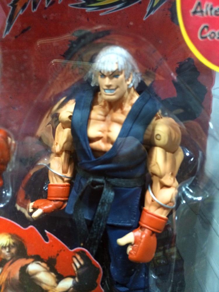 Street Fighter IV Action Figures 18cm 10