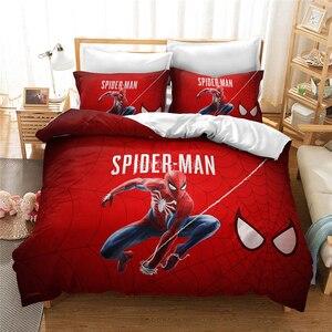 Home Textile Cartoon Spiderman