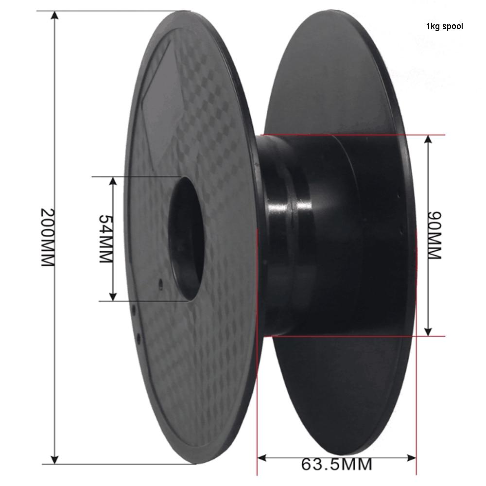 PVA 3D printer filament - 1.75mm - 1kg (Transparent) 5