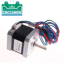 17HS4401 17HS19 2004S1 17HD48002H 22B Stepper Motor Nema 17 1.7/A  0.59Nm(84 ozin)  For 3D Printer CNC
