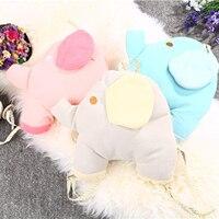 6Pcs Baby Bed Bumper Crib Cot Elephant Bumper Baby Bed Protector Crib Bumper Newborns Toddler Bed Bedding Set