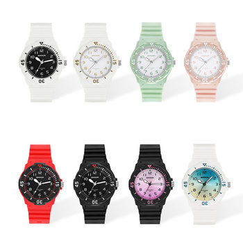 TurnFinger Womens Quartz Watch Fashion Trend Outdoor Temperament Wild Small Fresh Female Middle School Students Youth Leisure