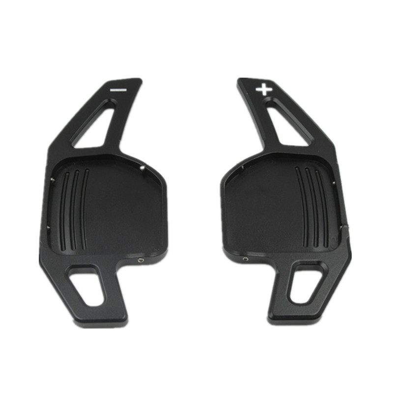 Car Steering Wheel Shift Paddle Shifter Fit For Audi A3 A4 A4L A5 A6 A7 A8 Q3 Q5 Q7 TT S3 R8 Car Replacement Parts