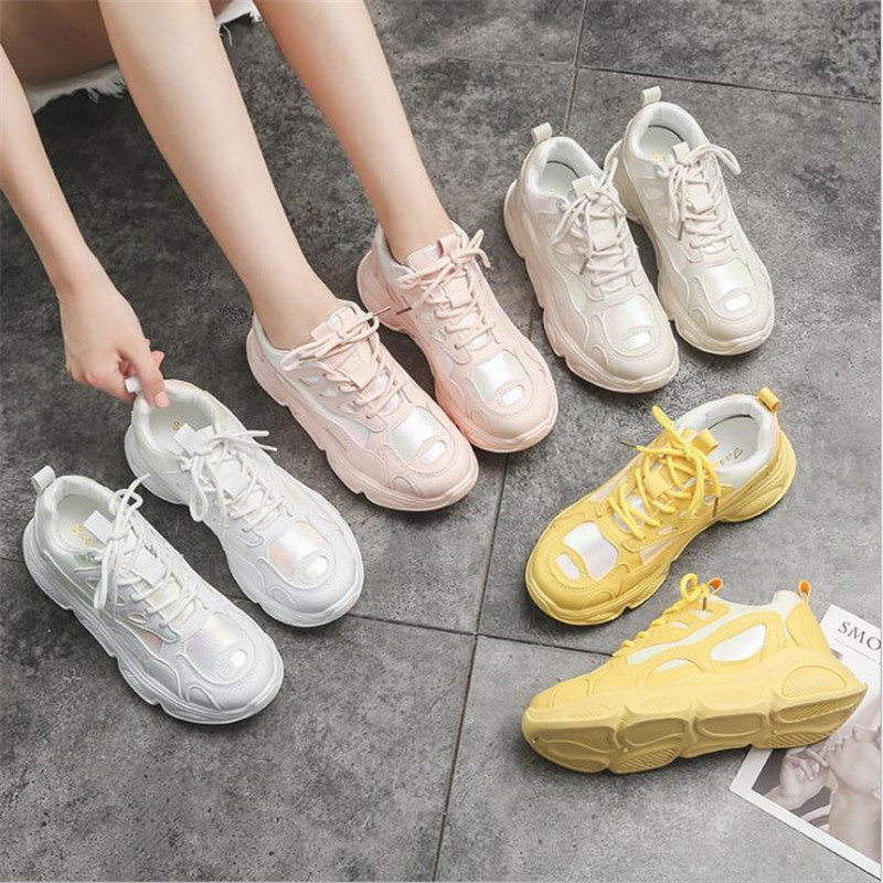 Women Shoes Comfortable Fashion Women Casual Shoes Breathable Brand Sneakers for Women Soft Leisure Footwear Flats Zapatillas 32