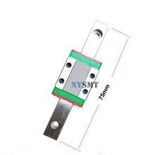 Высококачественная узкая каретка mgn9c линейная направляющая