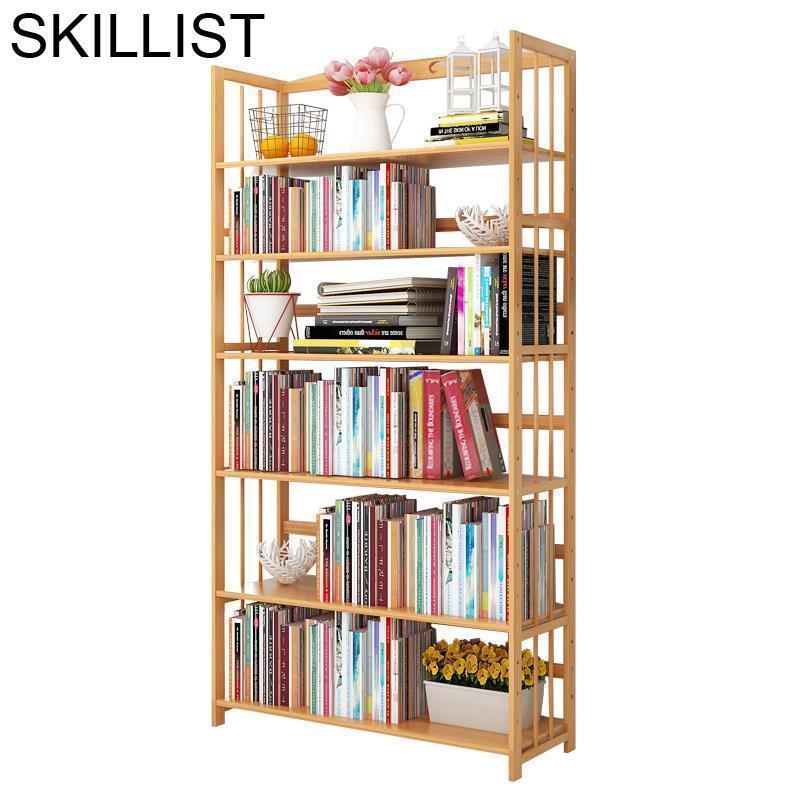 Para Livro Camperas Madera Rangement Decor Kids Mueble Bureau Meuble Vintage Decoration Furniture Bookcase Book Case Rack