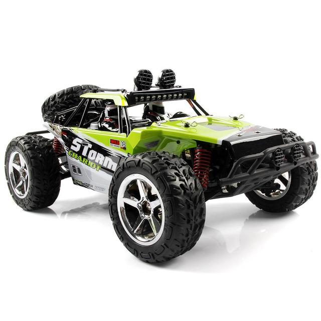RCtown Subotech BG1513 2.4G 1/12 4WD RTR High Speed RC Off-road Vehicle Car Remote Control Car With LED Light 6