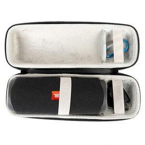 Image 5 - ポータブルハード eva travel 実施列ケースポーチ用 jbl フリップ 3 Flip4 Flip5 ワイヤレス bluetooth スピーカーベルト