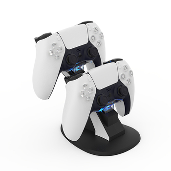 Control Charging Stand For Sony PS5 Play Station Playstation PS 5 Controller Accessories Gamepad Holder Remote Joystick Support 1