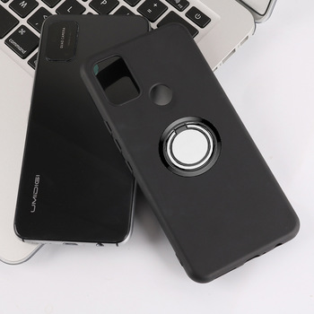 For UMIDIGI A9 A7 Pro A9PRO A7PRO Back Ring Holder Bracket Phone Case Cover Phone TPU Soft Silicone