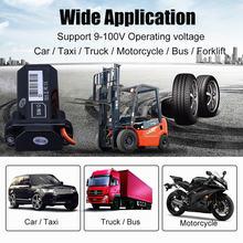 Gps-Tracker Motorcycle Geo-Fence Realtime Waterproof Anti-Theft Mini 3G 9-100V