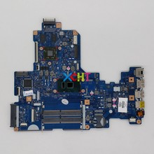 for HP Notebook 17-x Series 856691-001 856691-601 R7M1-70/4GB w i7-6500U CPU 448.08E01.0011 Laptop Motherboard Mainboard Tested цена