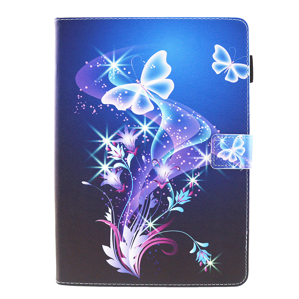 as photo White Cute Case For iPad 10 2 Case 2019 Tablet Cover For iPad 10 2 7th Generation