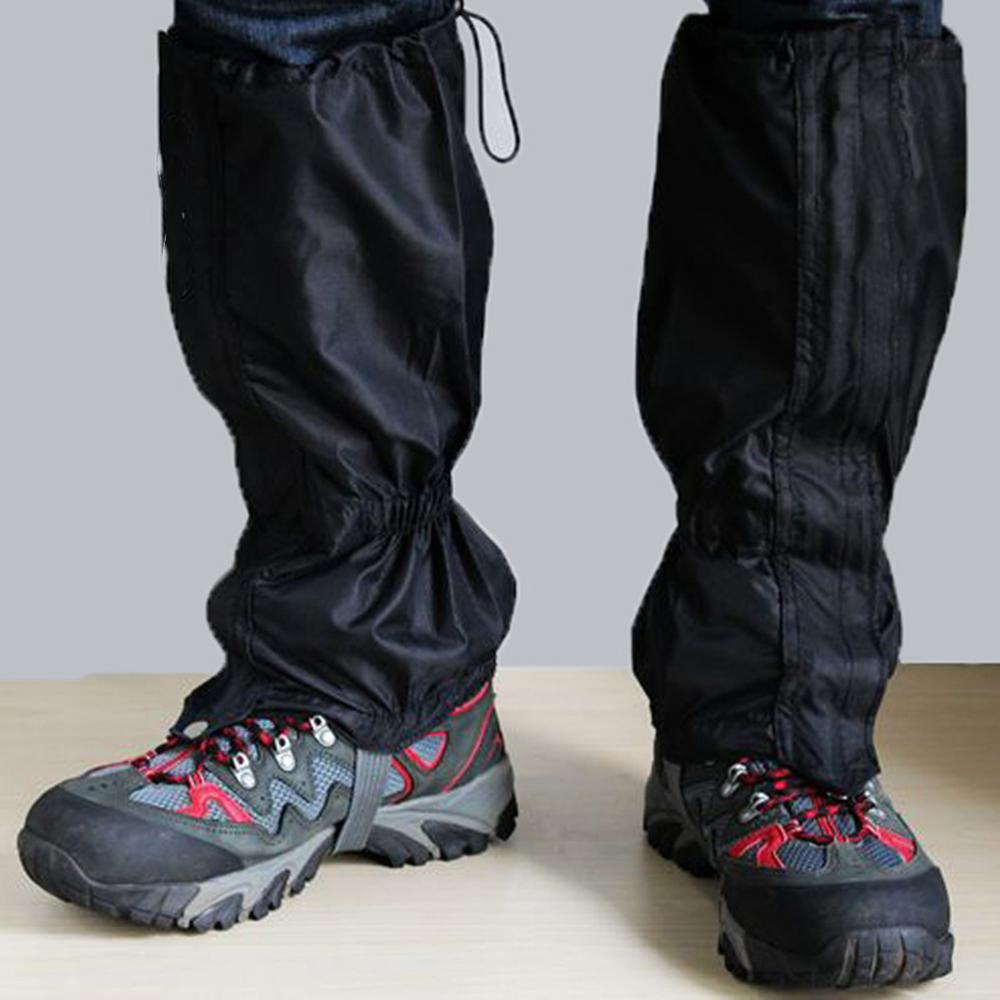 1Pair Waterproof Outdoor Hiking Walking Climbing Hunting Snow Legging Gaiters| |   - AliExpress
