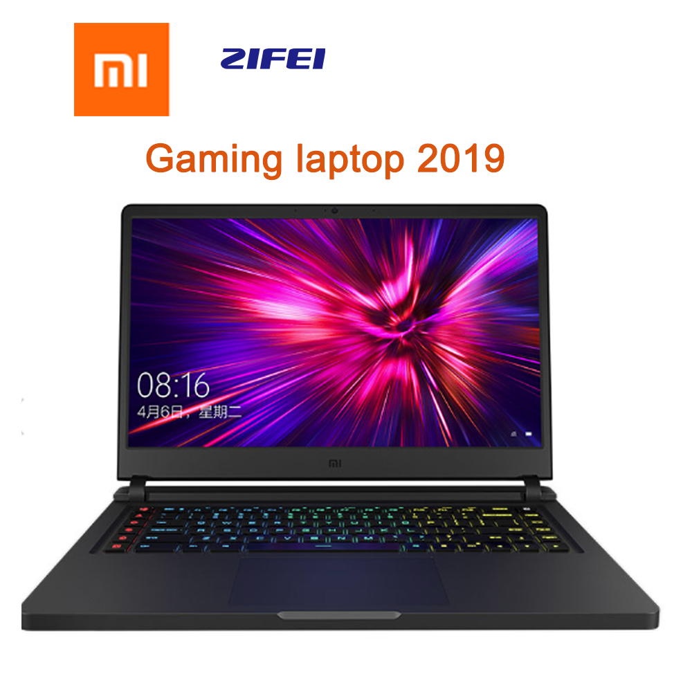 Xiaomi Gaming Laptop 2019 Core I7 Processor 16GB DDR4 Memory 1TB SSD RTX2060 Graphics Card Professional Cooling System