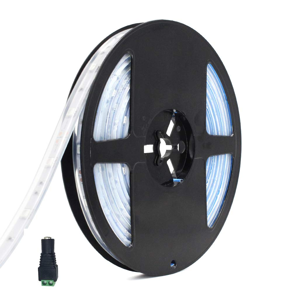 SMD5050 150 Flexible à trois puces IR LED ampoules LED s, cinq mètres DC12V, pour l'affichage multitouch, pour la Version nocturne ou la sécurité