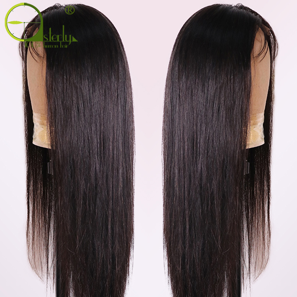 Sterly 4x4 Lace Closure Wig Remy Hair Straight Lace Wig Brazilian Lace Closure Human Hair Wigs Sterly 4x4 Lace Closure Wig Remy Hair Straight Lace Wig Brazilian Lace Closure Human Hair Wigs For Black Women