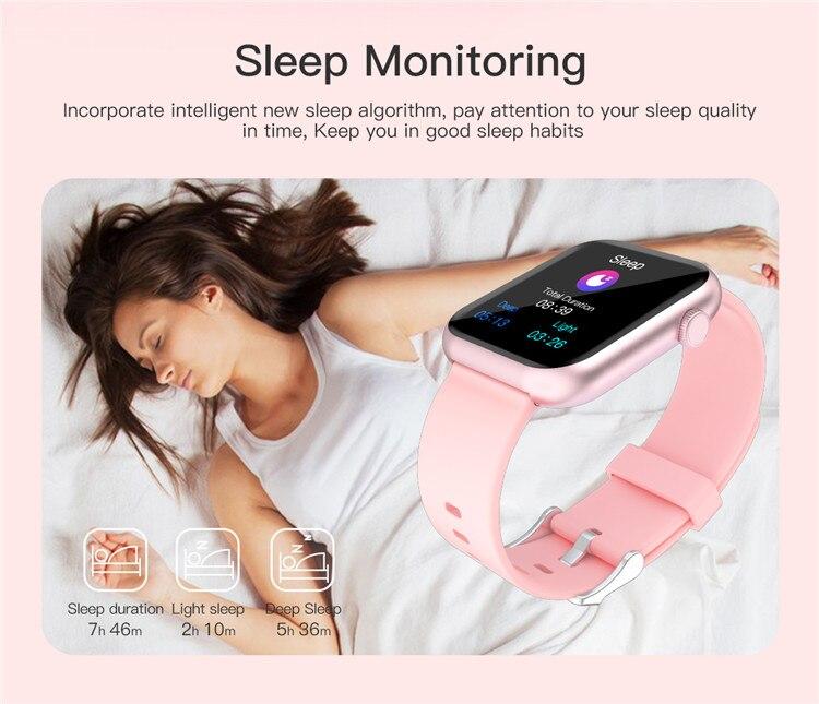Hf5ce7fb550274c96a00f41540721c1ebi Oxygen Monitor Smart Watch 2020 Blood Pressure Smartwatch