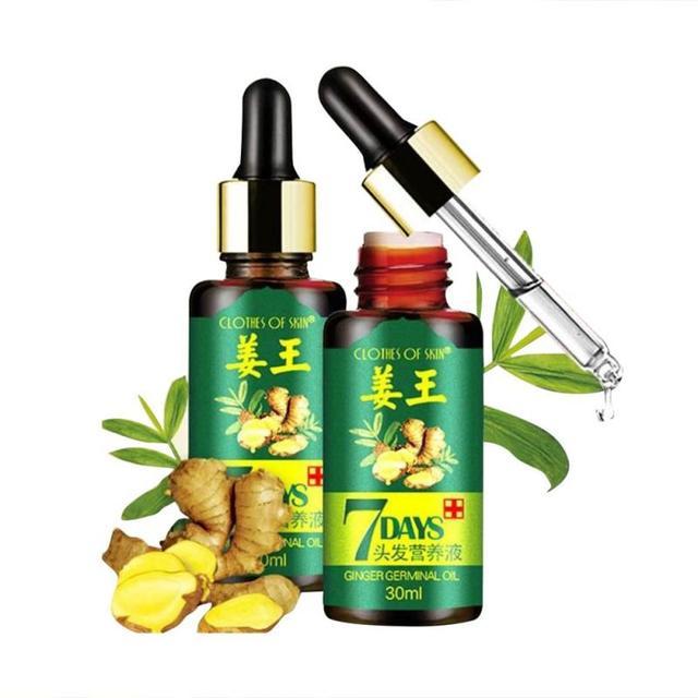 30ml Unisex Hair Growth Serum Essence Anti Hair Loss Repair Damaged Hair Serum Oil Growing Faster Nutritious Hair Care TSLM1 2