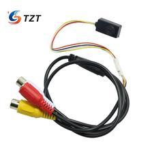 TZT MC901 DC5V мини CCTV Инспекционная камера 520TVL 0.008lux CMOS Видео камера для магазина домашней безопасности
