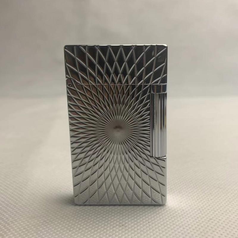 Image 4 - Gorąca sprzedaż 100% dupont jasny dźwięk zapalniczka gazowa wiatroszczelna miedź do papierosów w Akcesoria do papierosów od Dom i ogród na